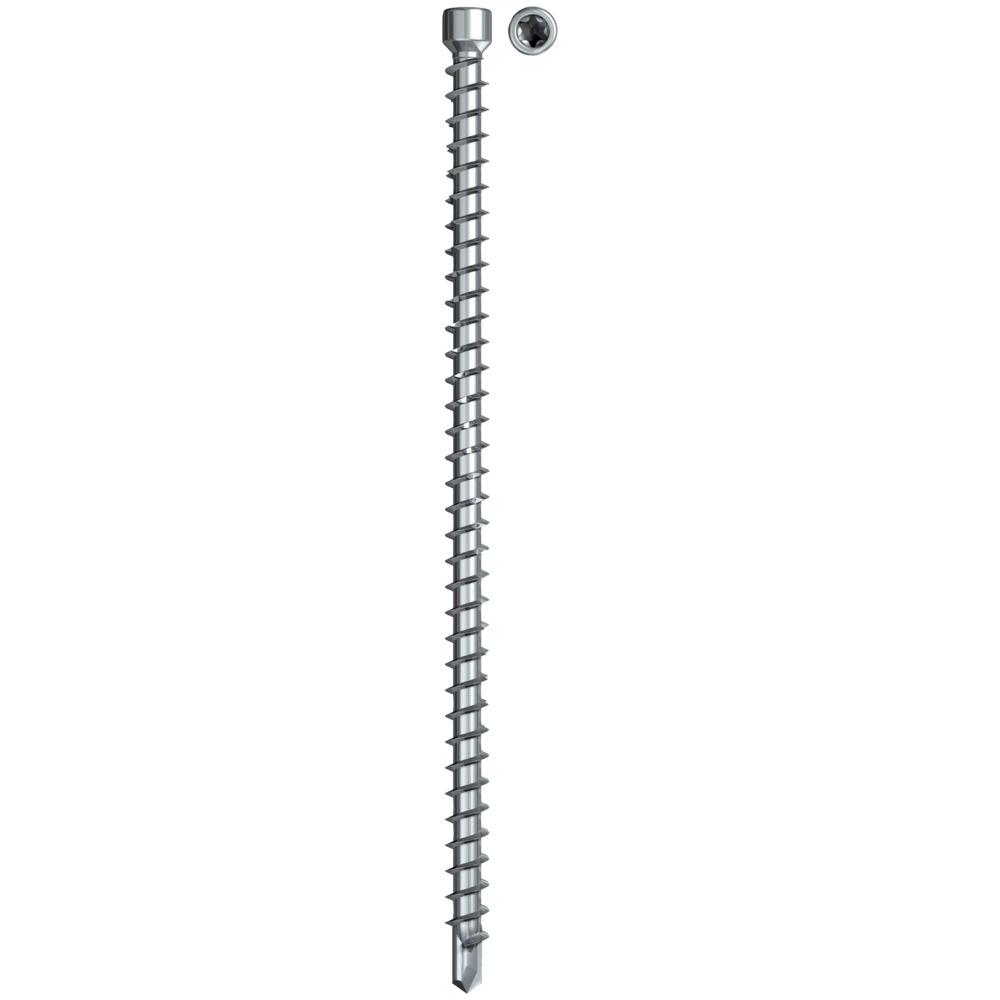 Full thread screws Power-Full FPF-ZTN ZPF