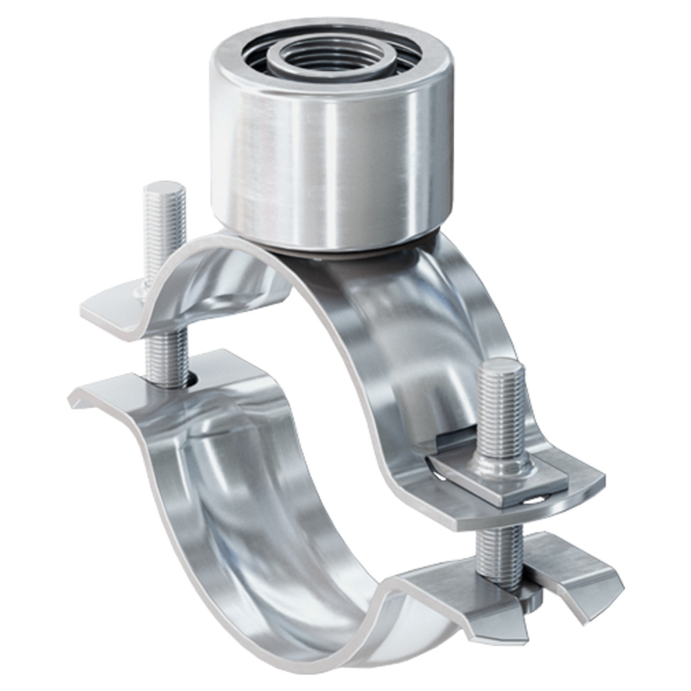 Pipe clamp FRSN Triple