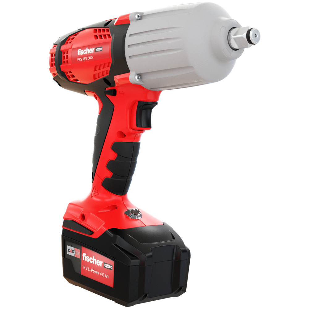 Cordless impact wrench FSS 18V 600