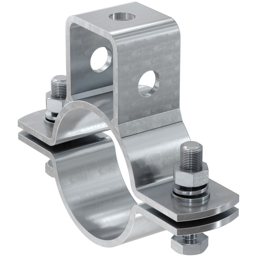 Seismic pipe clamp FSSC